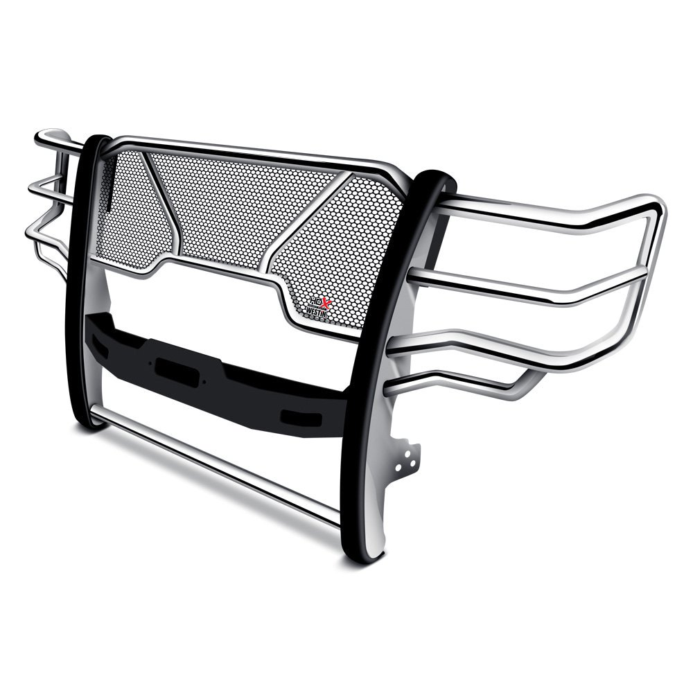 buy cheap Westin® 57-93540 - HDX Polished Winch Mount Grille Guard for 2015 RAM 1500 TRUCK Ebay & Amazon