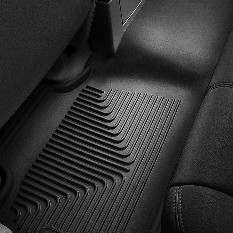 buy cheap Husky Liners® 53601 - X-Act Contour™ 2nd Row Black Floor Liner for 2015 RAM 1500 TRUCK Ebay & Amazon