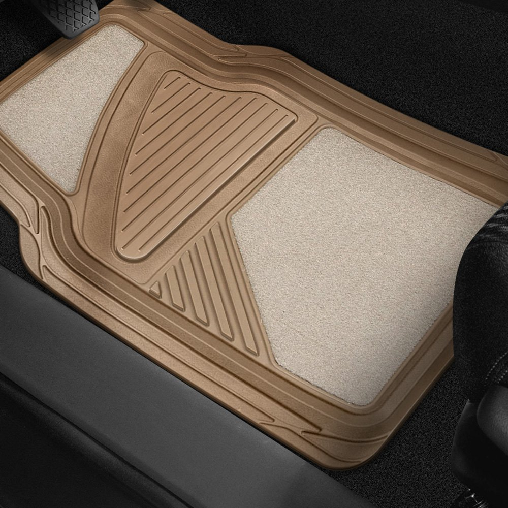 buy cheap Pilot® FM-28T - 1st & 2nd Row Carpet / Rubber Combo Tan Carpet Set for 2015 RAM 1500 TRUCK Ebay & Amazon
