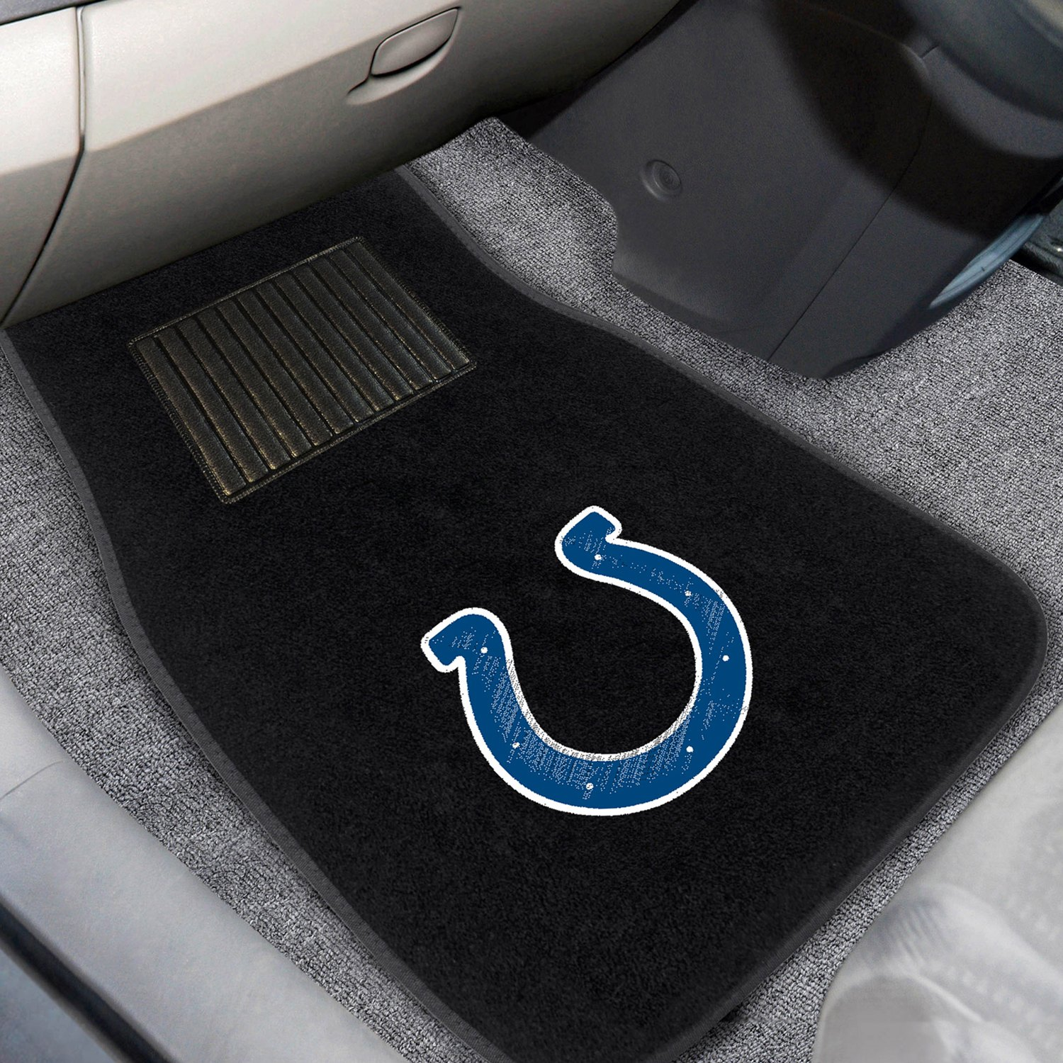 buy cheap FanMats® 10299 - Indianapolis Colts Logo on Embroidered Floor Mats for 2015 RAM 1500 TRUCK Ebay & Amazon