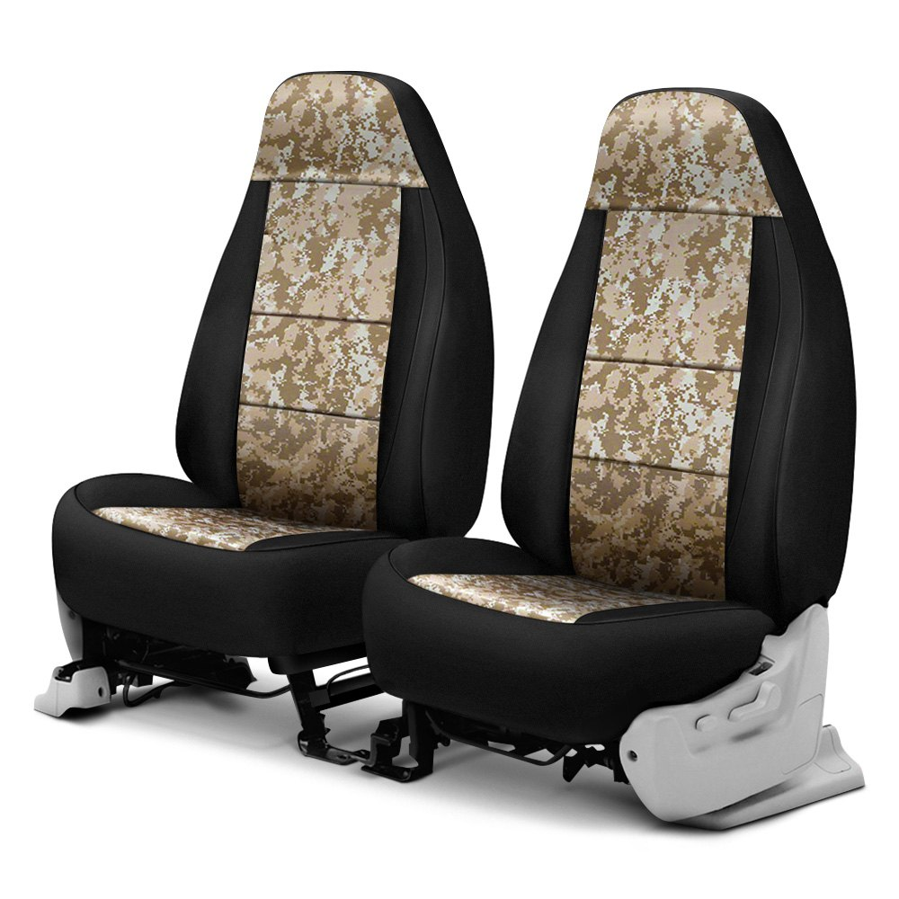 buy cheap Coverking® CSC2PD07RM1069 - Digital 1st Row Camo Sand Custom Seat Covers for 2015 RAM 1500 TRUCK Ebay & Amazon