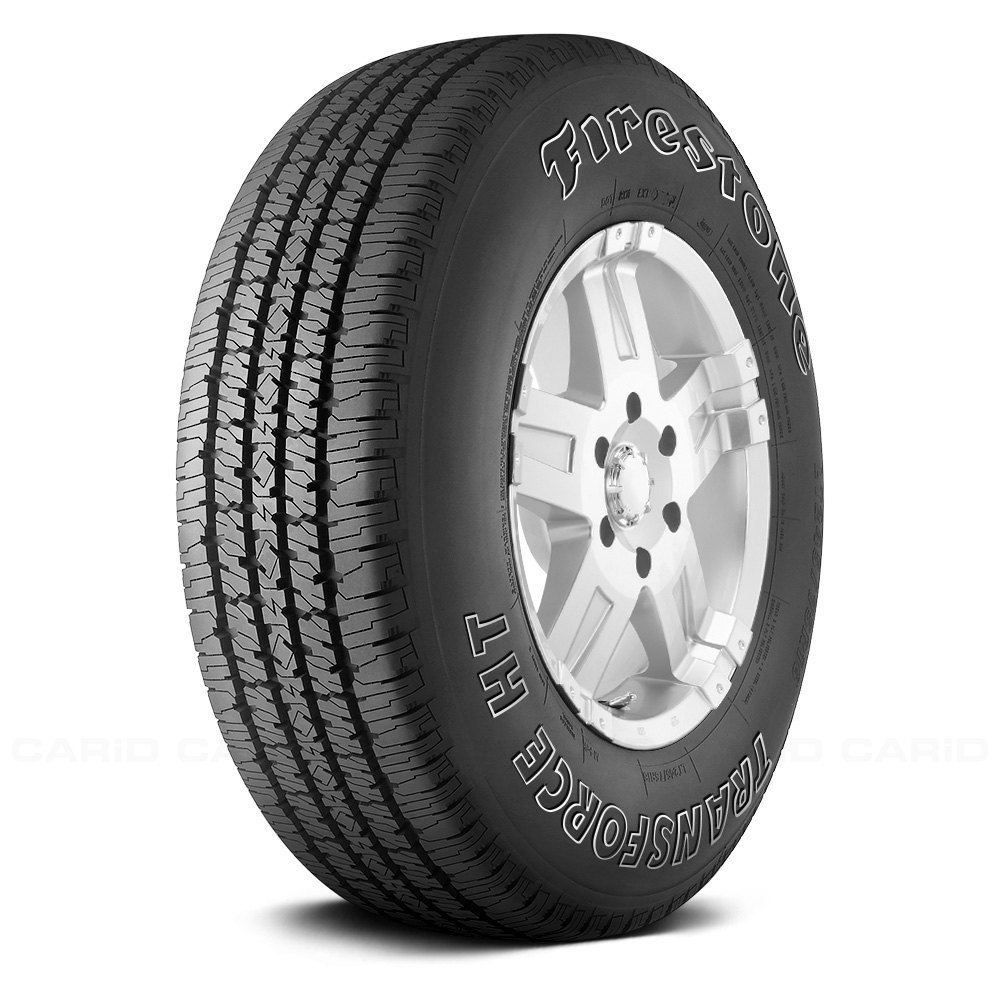 buy cheap FIRESTONE® 207483 - TRANSFORCE HT WITH OUTLINED WHITE LETTERING (LT245/75R17 R) for 2015 RAM 1500 TRUCK Ebay & Amazon