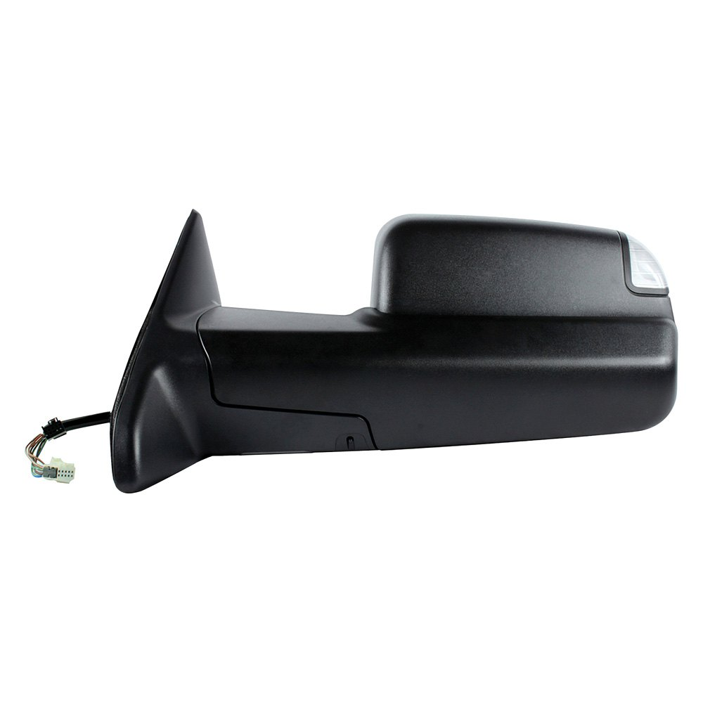 buy cheap K Source® 60200C - Driver Side Power View Mirror (Heated, Foldaway) for 2015 RAM 1500 TRUCK Ebay & Amazon