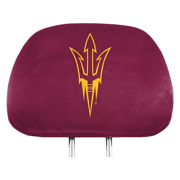 buy cheap Team ProMark® HRPU004 - NCAA Arizona State Sun Devils Full-Print Headrest Covers for 2015 RAM 1500 TRUCK Ebay & Amazon