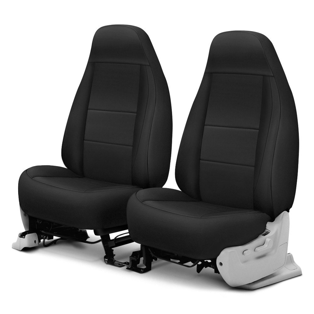 buy cheap Coverking® CSC1P1RM1069 - Polycotton Drill 1st Row Black Custom Seat Covers for 2015 RAM 1500 TRUCK Ebay & Amazon