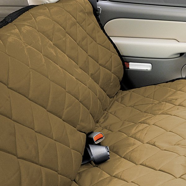 buy cheap Canine Covers® KP00020TN - Pet Pad™ Khaki Bench Seat Protector for 2015 RAM 1500 TRUCK Ebay & Amazon