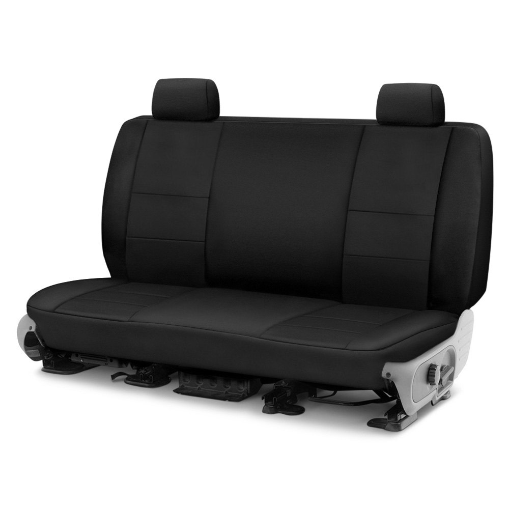 buy cheap Coverking® CSC1P1RM1067 - Polycotton Drill 2nd Row Black Custom Seat Covers for 2015 RAM 1500 TRUCK Ebay & Amazon