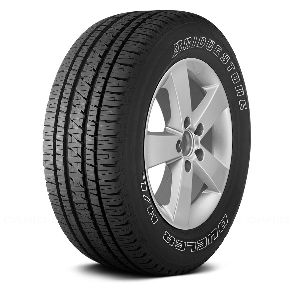 buy cheap BRIDGESTONE® 000431 - DUELER H/L ALENZA PLUS WITH OUTLINED WHITE LETTERING (P245/75R16 T) for 2015 RAM 1500 TRUCK Ebay & Amazon