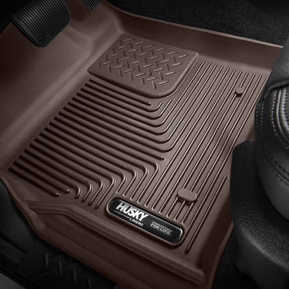 buy cheap Husky Liners® 53520 - X-Act Contour™ 1st Row Cocoa Floor Liners for 2015 RAM 1500 TRUCK Ebay & Amazon