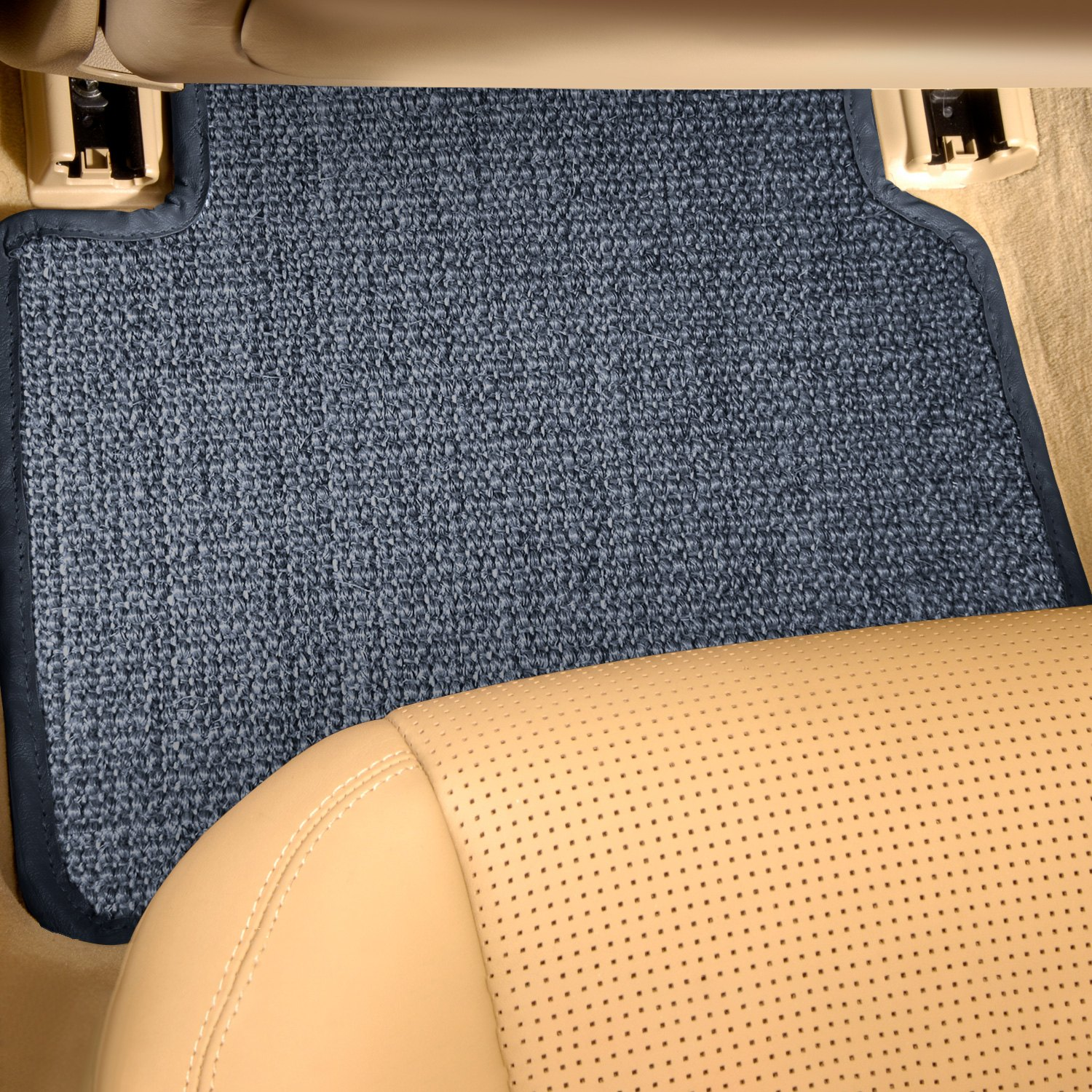 buy cheap Designer Mat® DD-391R-SI-0430-2PRST-NB-NL - Sisal Auto Mat™ 2nd Row Blue Carpeted Floor Mats for 2015 RAM 1500 TRUCK Ebay & Amazon