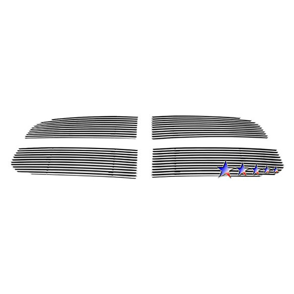 buy cheap APG® GR04FEI19A - 4-Pc Polished Horizontal Billet Main Grille for 2015 RAM 1500 TRUCK Ebay & Amazon