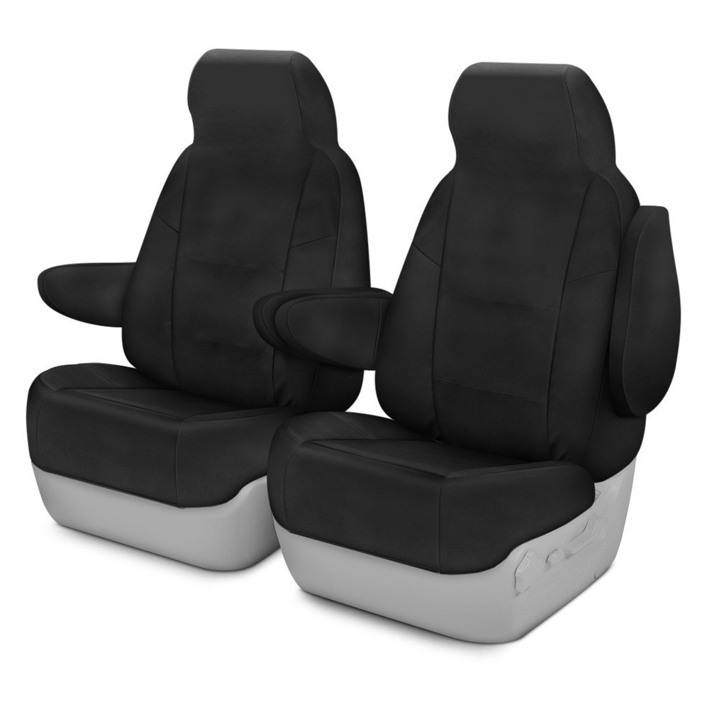 buy cheap Coverking® CSC1P1RM1068 - Polycotton Drill 1st Row Black Custom Seat Covers for 2015 RAM 1500 TRUCK Ebay & Amazon