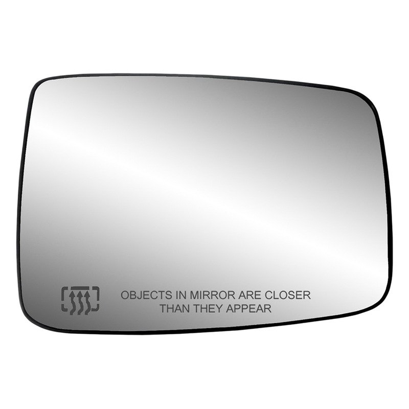 buy cheap K Source® 30244 - Passenger Side Mirror Glass with Backing Plate (Heated) for 2015 RAM 1500 TRUCK Ebay & Amazon