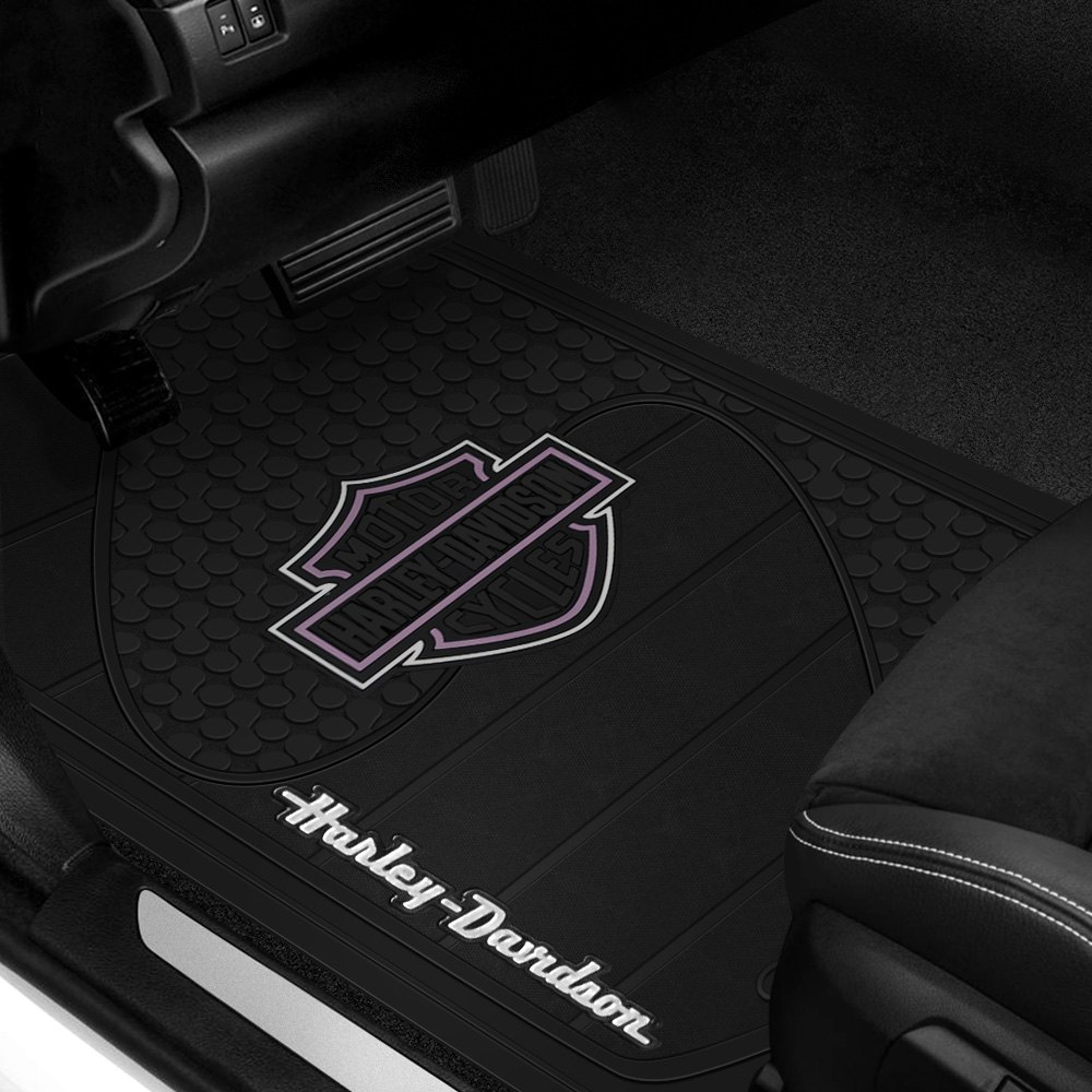 buy cheap Plasticolor® 001384R31 - 1st Row Black Rubber Floor Mats with Pink Harley-Davidson Logo for 2015 RAM 1500 TRUCK Ebay & Amazon