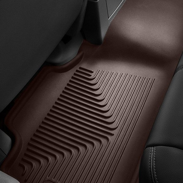buy cheap Husky Liners® 53600 - X-Act Contour™ 2nd Row Cocoa Floor Liner for 2015 RAM 1500 TRUCK Ebay & Amazon