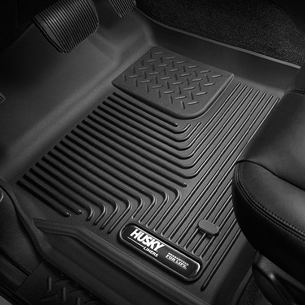 buy cheap Husky Liners® 53521 - X-Act Contour™ 1st Row Black Floor Liners for 2015 RAM 1500 TRUCK Ebay & Amazon