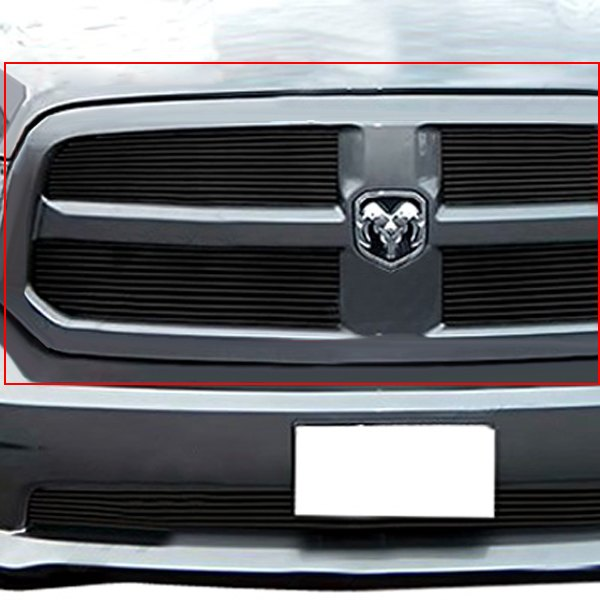 buy cheap APG® GR04FEI19H - 4-Pc Black Horizontal Billet Main Grille for 2015 RAM 1500 TRUCK Ebay & Amazon