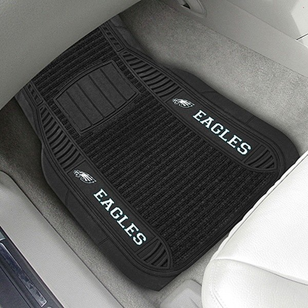 buy cheap FanMats® 13788 - 1st Row Deluxe Vinyl Car Mats with Philadelphia Eagles Logo for 2015 RAM 1500 TRUCK Ebay & Amazon