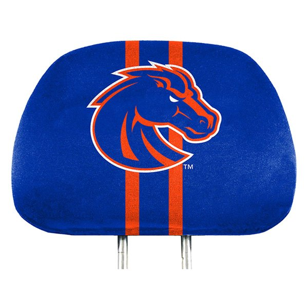 buy cheap Team ProMark® HRPU009 - NCAA Boise State Broncos Full-Print Headrest Covers for 2015 RAM 1500 TRUCK Ebay & Amazon