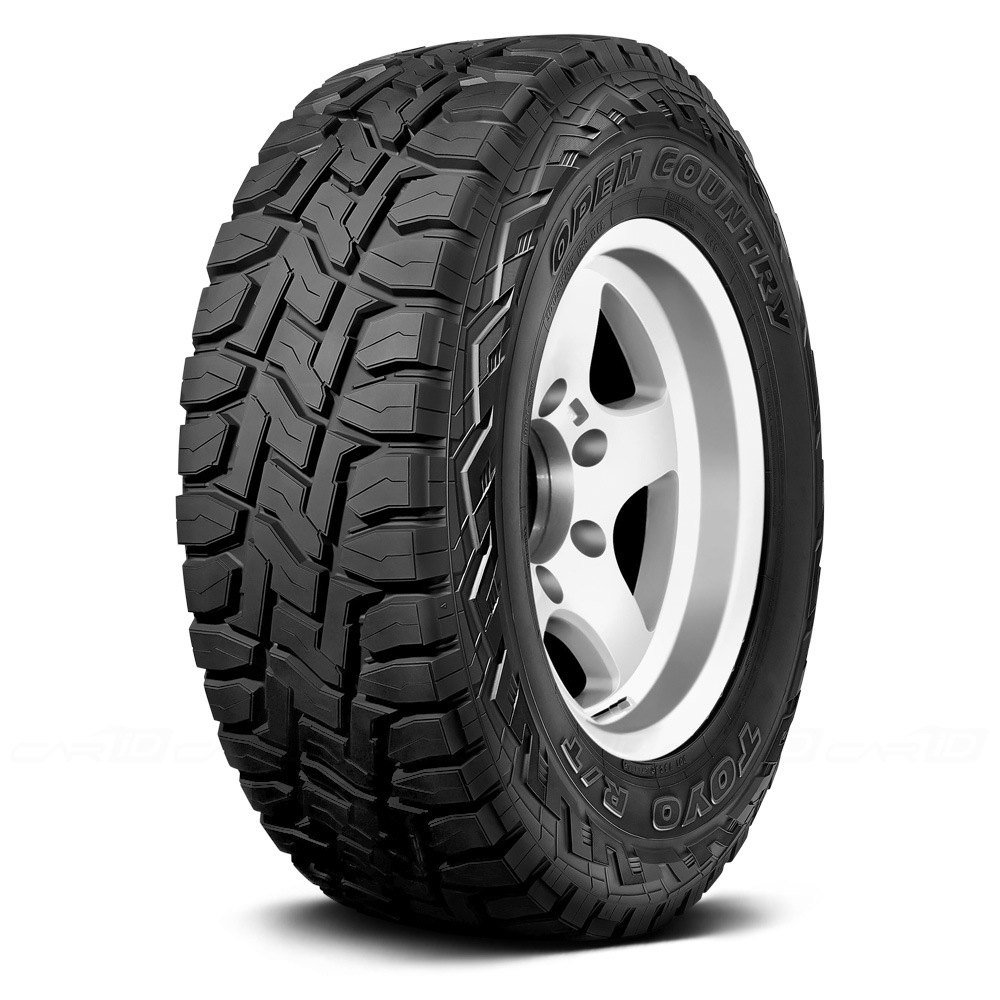buy cheap TOYO® 350170 - OPEN COUNTRY R/T (35X12.50R18 Q) for 2015 RAM 1500 TRUCK Ebay & Amazon
