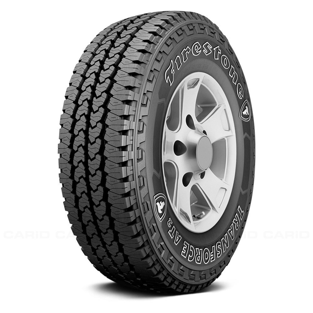 buy cheap FIRESTONE® 000184 - TRANSFORCE AT 2 WITH OUTLINED WHITE LETTERING (LT245/75R17 R) for 2015 RAM 1500 TRUCK Ebay & Amazon