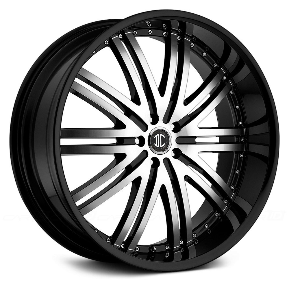 buy cheap 2 CRAVE® - NO.11 Gloss Black with Machined Face (22