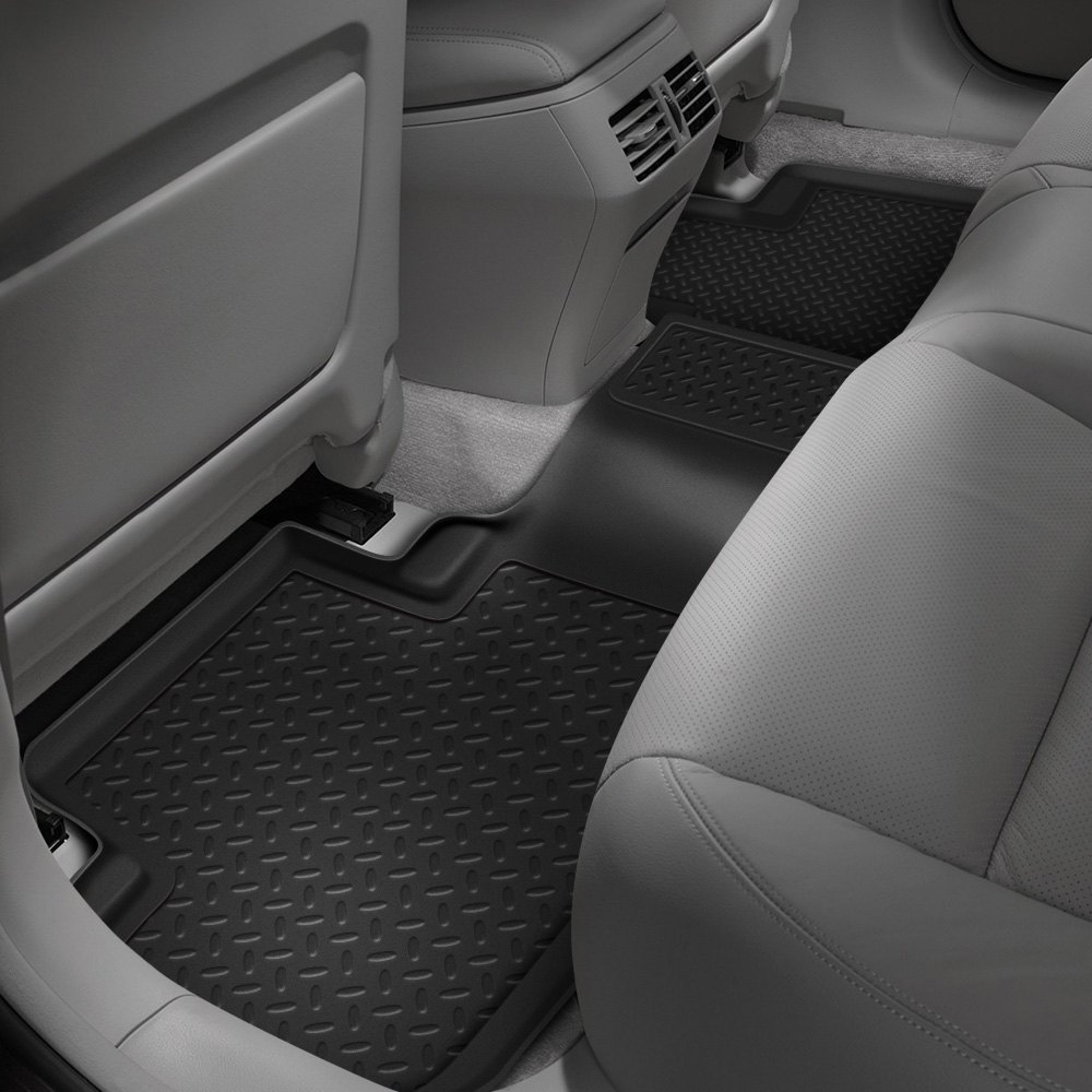 buy cheap Husky Liners® 60821 - Classic Style™ 2nd Row Black Floor Liner for 2015 RAM 1500 TRUCK Ebay & Amazon