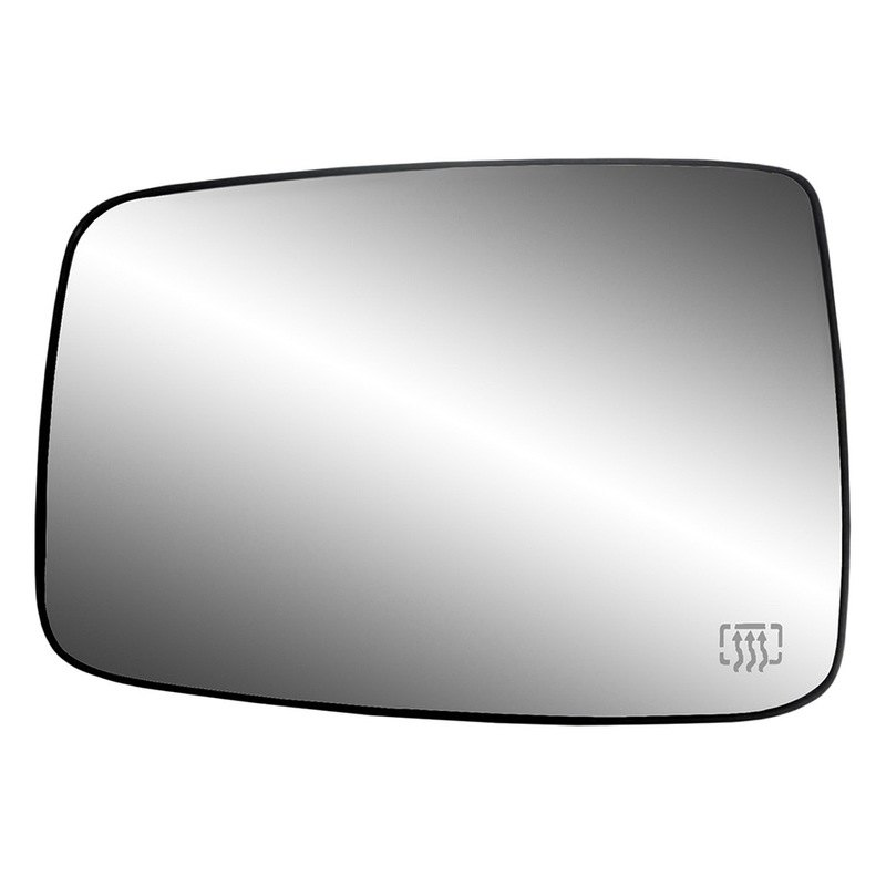 buy cheap K Source® 33244 - Driver Side Mirror Glass with Backing Plate (Heated) for 2015 RAM 1500 TRUCK Ebay & Amazon