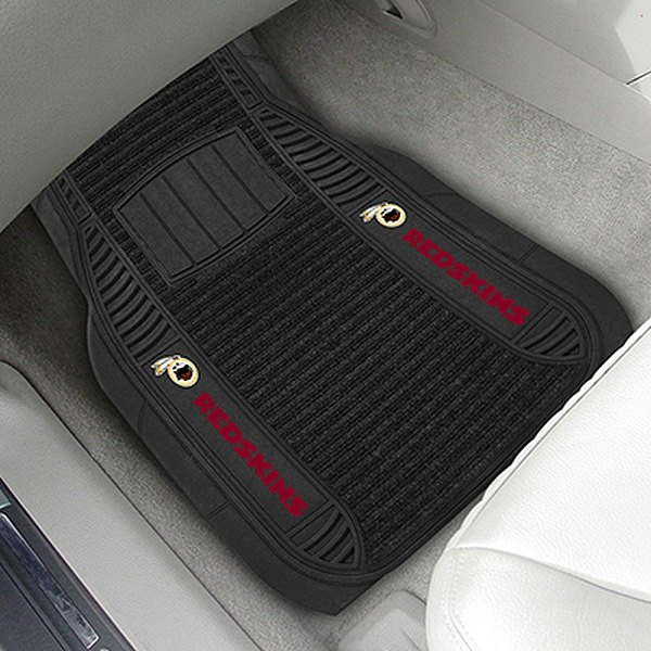 buy cheap FanMats® 13789 - 1st Row Deluxe Vinyl Car Mats with Washington Redskins Logo for 2015 RAM 1500 TRUCK Ebay & Amazon