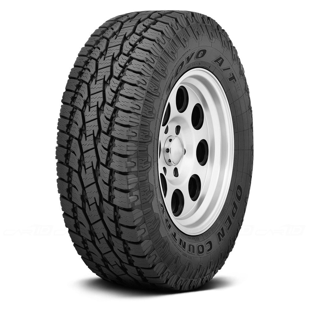 buy cheap TOYO® 352080 - OPEN COUNTRY A/T 2 (P265/70R16 T) for 2015 RAM 1500 TRUCK Ebay & Amazon