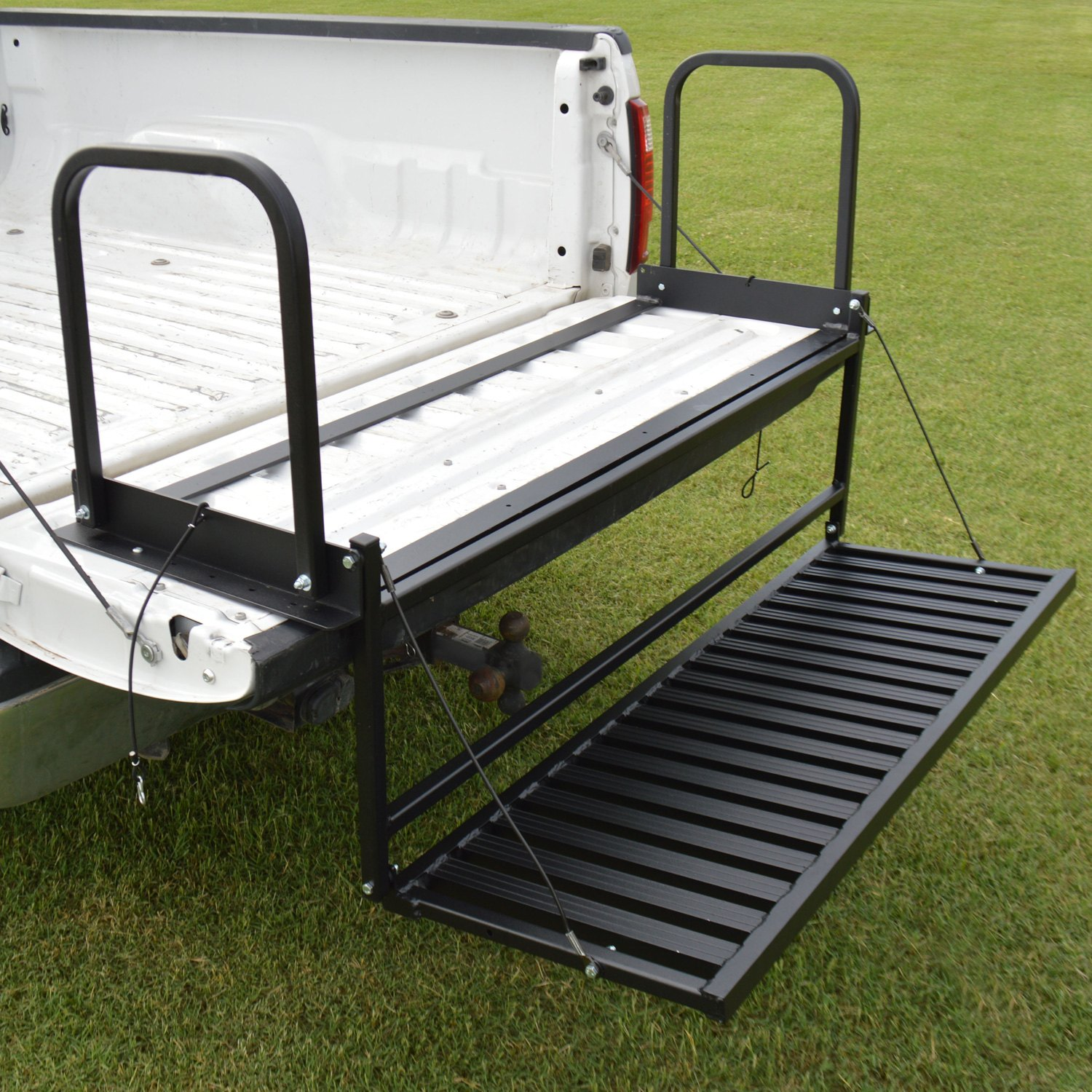 buy cheap Great Day® TNB3000MB - Truck'N Buddy™ Magnum Step without Bed Cover for 2015 RAM 1500 TRUCK Ebay & Amazon