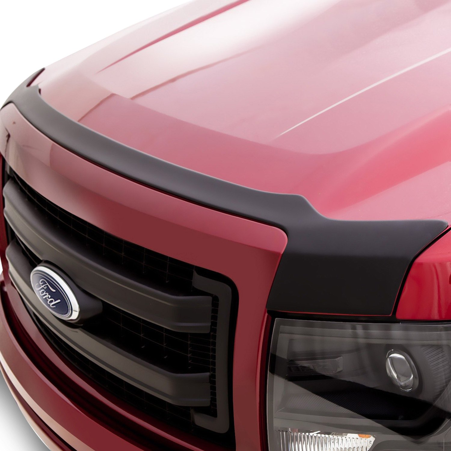 buy cheap AVS® 377004 - Aeroskin™ Matte Black Hood Shield for 2015 RAM 1500 TRUCK Ebay & Amazon