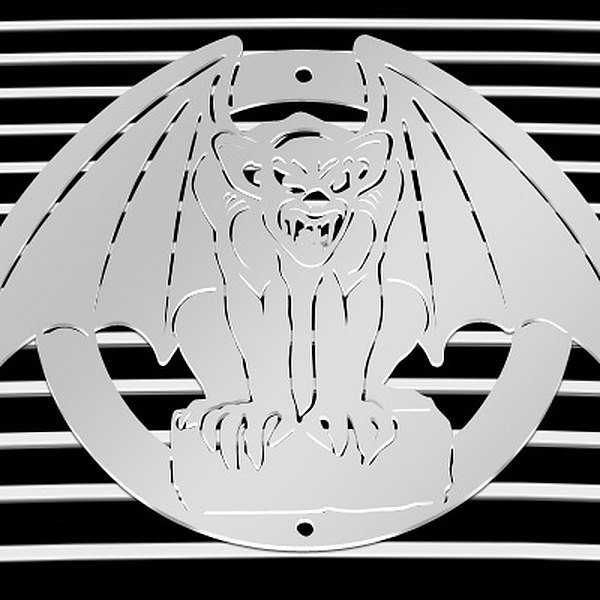 buy cheap T-Rex® L1010 - Gargoyle Polished Grille Badge for 2015 RAM 1500 TRUCK Ebay & Amazon
