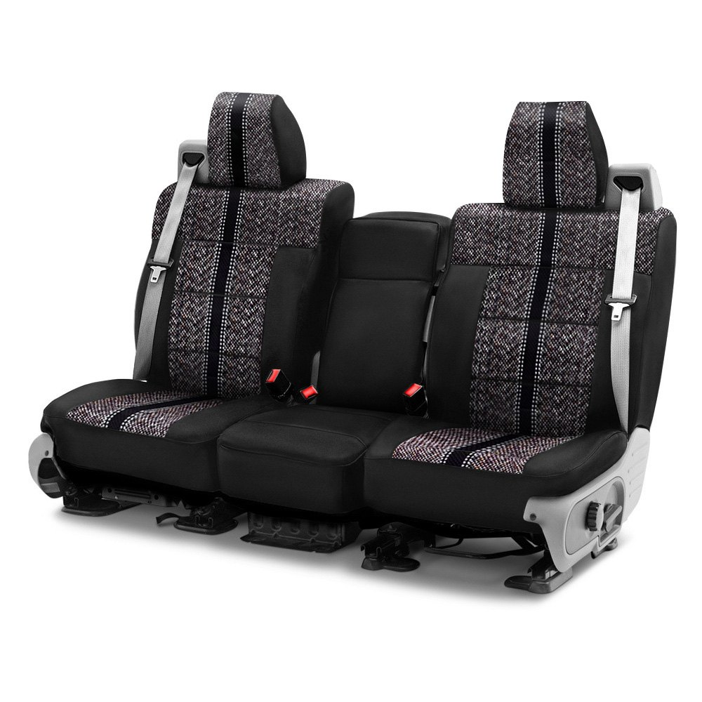 buy cheap Coverking® CSC1D1RM1080 - Saddleblanket 1st Row Black Custom Seat Covers for 2015 RAM 1500 TRUCK Ebay & Amazon